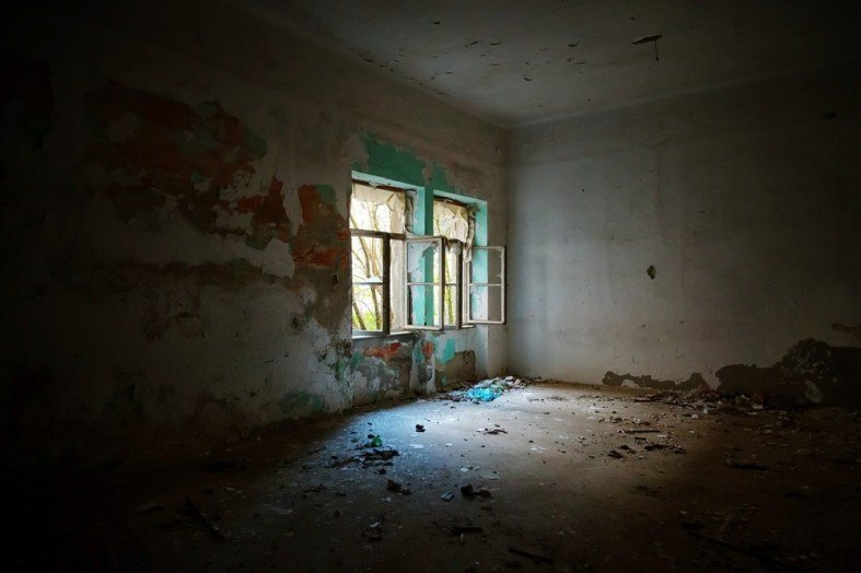 Soñar con casa vieja